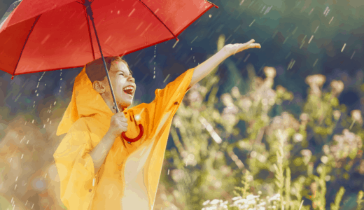 雨が好きになるおすすめ絵本