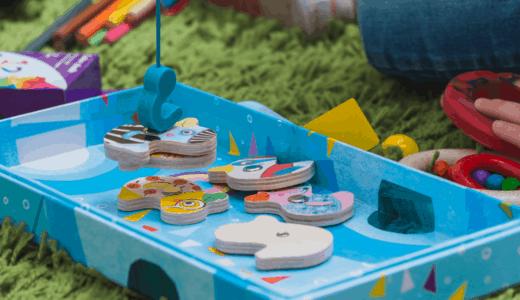 お魚釣りで集中力を鍛える知育遊び【1歳半からのおすすめ厳選】