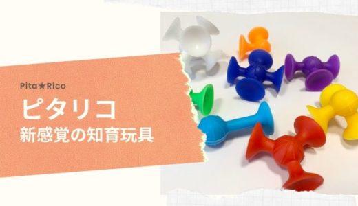 ピタリコPitaRicoの知育おもちゃで創造力が刺激される?2歳から!