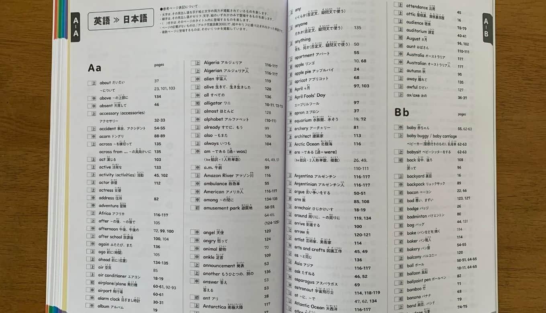 アルクのえいご絵じてんSUPERの英語タッチペン教材の辞書