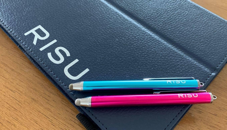 RISUタブレットとペン